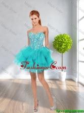 Latest Ball Gown Sweetheart Beaded Prom Dresses in Multi Color QDDTA12002TZBFOR