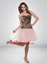 Fashionable A Line Sweetheart Camo 2015 Prom Dresses CMPD004FOR