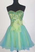Pretty Short Sweetheart Mini-length Prom Dress LHJ42853
