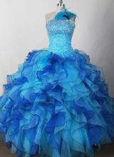 2012 Classical Ball Gown Strapless Floor-length Flower Girl Dress  Style RFGDC014