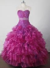 2012 Gorgeous Ball Gown Sweetheart Floor-length Flower Girl Dress Style RFGDC037
