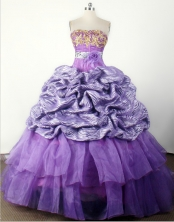 2012 Modest Ball Gown Strapless Floor-length Flower Girl Dress Style RFGDC043