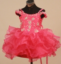 2012 Pretty Ball Gown Strap Floor-length Flower Girl Dress Style RFGDC0123