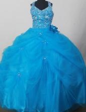 2012 Sweet Ball Gown Sweetheart Floor-length Flower Girl Dress  Style RFGDC0118