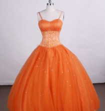 Beautiful A-line Straps Floor-length Quinceanera Dresses Appliques with Beading Style FA-Z-0031