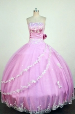Luxurious Ball Gown Halter Top Neck Floor-Length Lilac Beading Quinceanera Dresses Style FA-S-285