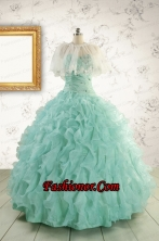 New Style Ball Gown Beading Quinceanera Dress with Sweetheart FNAO663AFOR