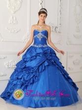 Sapphire Sweet 16 Dresses