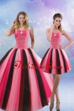 Beautiful 2015 Beading Quinceanera Dresses in Multi Color XFNAO5884TZFOR