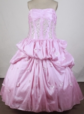 2012 Exquisite Ball Gown Sweetheart Floor-Length Quinceanera Dresses Style JP42662