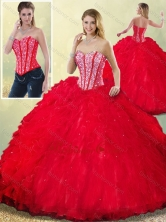 Unique Sweetheart Beading Quinceanera Dresses with Ruffles SJQDDT202002-1FOR