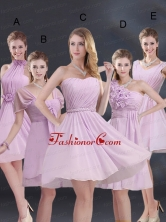 2015 Exquisite Dama Dress with Ruching BMT027FOR