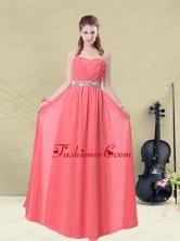 Brand New Strapless Beaded Dama Dresses Floor Length BMT008FFOR