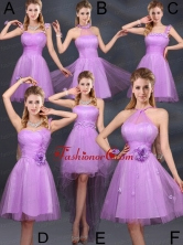 The Super Hot Lilac A Line Prom Dresses BMT015FOR