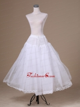 A line Tulle Floor Length Pretty Wedding Petticoat ACP014FOR