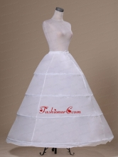 Ball Gown Organza And Floor Length For Prom Petticoat ACP044FOR