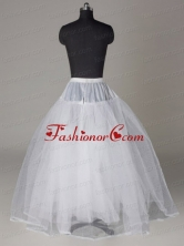 Ball Gown Organza Floor Length Wedding Petticoat ACCPET06FOR