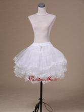 Ball Gown Tulle Mini Length Unique Wedding Petticoat ACP012FOR
