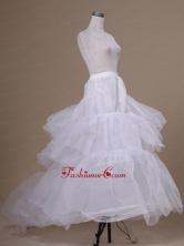 Cheap Tulle Floor Length Wedding Petticoat ACP042FOR