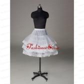 Custom Made Organza Mini-length Prom Petticoat with Lace ACCPTI009FOR