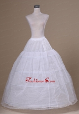 Fashionable Tulle and Organza Floor Length Wedding Petticoat ACP026FOR