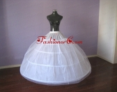 Hot Selling Big Puffy Ball Gown Floor Length Petticoat ACCPTI003FOR