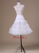 Lovely Organza Mini Length Girls Petticoat ACP020FOR