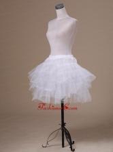 Lovely Tulle Mini Length Girls Petticoat ACP018FOR