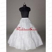 Luxurious Organza Ball Gown Floor-length White Petticoat ACCPTI005FOR