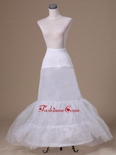 Mermaid Tulle Floor Length Pretty Wedding Petticoat ACP013FOR