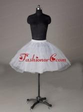 Mini Length Organza Custom Made Petticoat ACCPET03FOR
