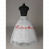 Modest Organza Ball Gown Floor-length White Petticoat  ACCPTI013FOR