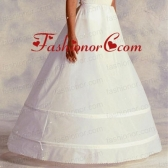Most Popular Organza Ball Gown Floor length White Petticoat ACCPTI020FOR