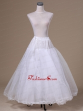 Perfect Organza Ankle Length Petticoat ACP023FOR