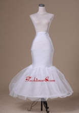 Popular Tulle and Elastic Woven Satin Mermaid Petticoat ACP025FOR