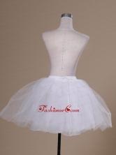 Simple Tulle Mini Length Prom Petticoat ACP043FOR