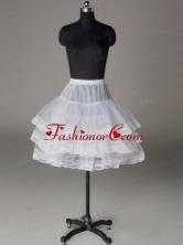 Three Layers Lace Edge Mini Length Petticoat ACCPET04FOR