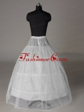Two Layers Ball Gown Floor Length Wedding Petticoat ACCPET15FOR