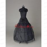 Unique Organza Ball Gown Floor-length Black Petticoat ACCPTI018FOR