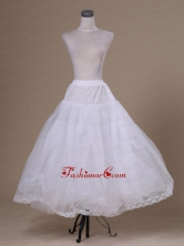 White Hot Selling Tulle Ankle Length Petticoat ACP033FOR