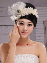 2013 Headpieces Bride Tire Feathers With High Quality Best Sale XTH050FOR