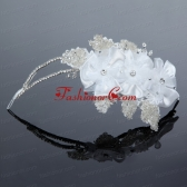 2014 Alloy Lace Hairpins Birdcage Veils with Rhinestone ACCHP057FOR