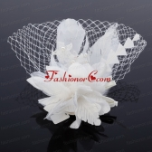 2014 Beautiful Feather and Tulle Fascinators ACCHP001FOR
