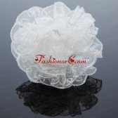2014 Cheap and Exquisite Lace Red Fascinators ACCHP107FOR