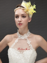Amazing Imitation Pearls Adorned Women s Fascinators  UNION29T026FOR