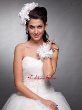 Headpieces Organza and Taffeta Wedding Bridal Wrist Corsage JDZH01FOR