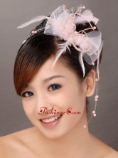 Populer Tulle Feather Special Occasion Fascinators TH015FOR