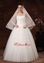Fashion New Arrival Best Wedding Veil On Sale HM8545FOR