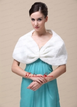 Top Selling High Quality Instock Special Occasion Wedding   Bridal  Shawl RR091503FOR