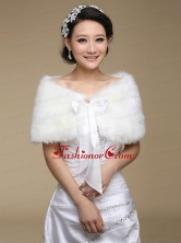 2015 High Quality Bridal Shawl with Open Front ACCWRP016FOR